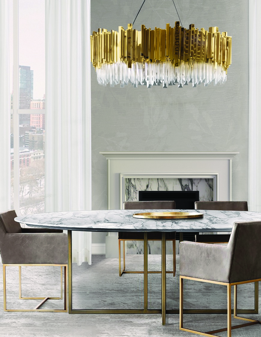 LX Dining Room (2) lighting ideas lighting ideas Discover the Most Striking Lighting Ideas to Blossom Your Home Decor LX Dining Room 2