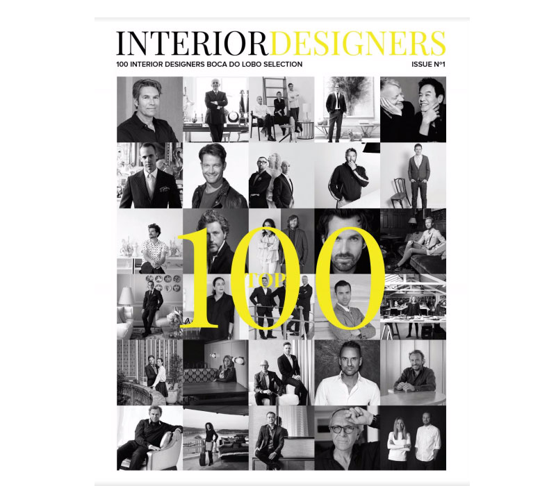 bl100 Top 100 Interior Designers Boca do Lobo & COVETED Magazine Top 100 Interior Designers – PART IV bl100