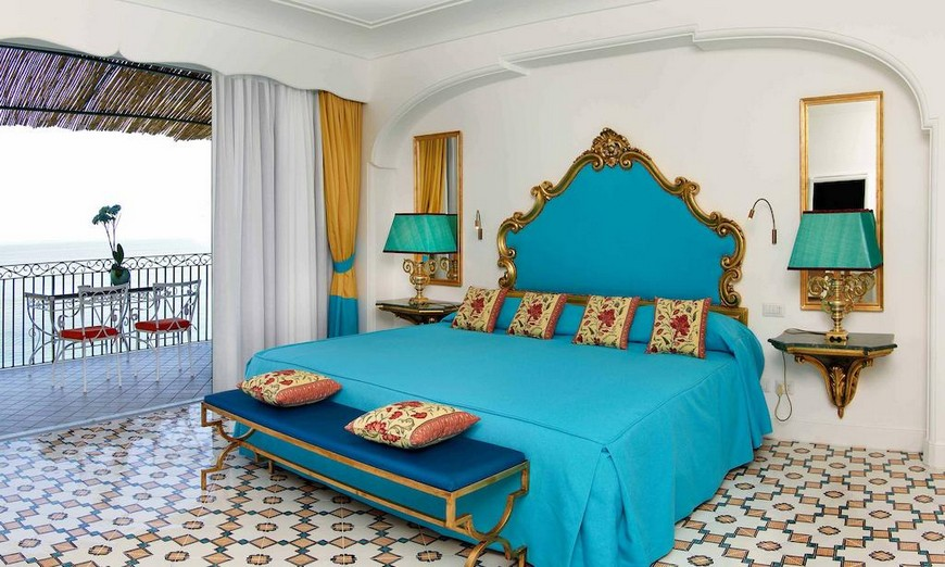 source booking luxury hotels luxury hotels 10 Astonishing Bedroom Designs from Luxury Hotels in Italy source booking