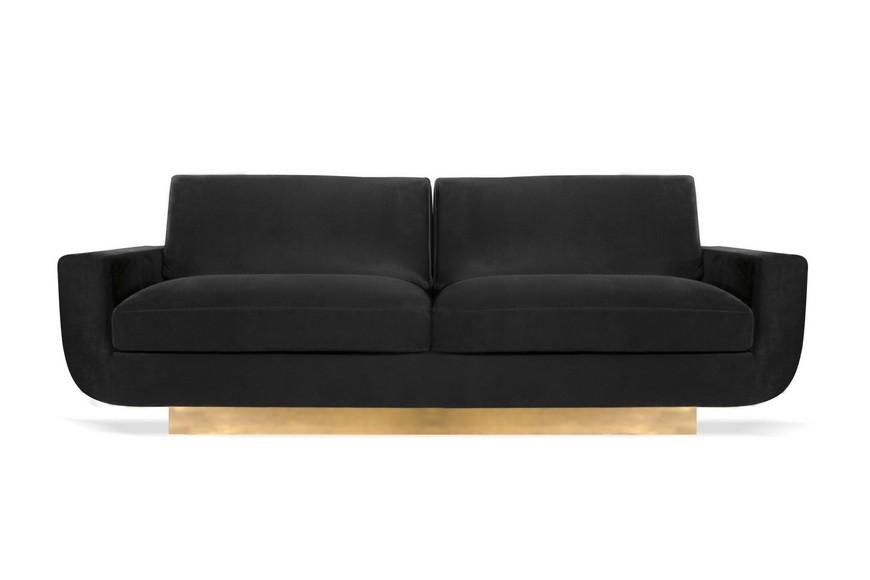 20 Modern Sofaas to Embellish Your Master Bedroom Decor 19