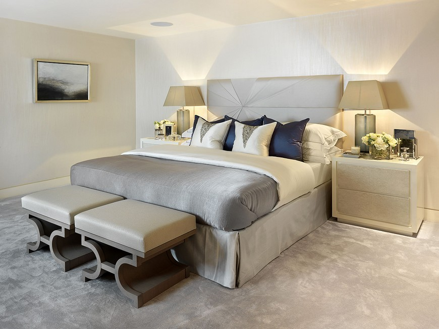 mesmerizing bedroom designs by katharine pooley 3 katharine pooley Discover 9 Mesmerizing Bedroom Designs by Katharine Pooley 3