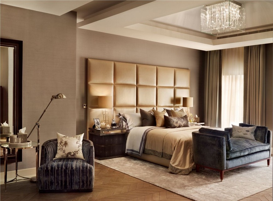 mesmerizing bedroom designs by katharine pooley 6 katharine pooley Discover 9 Mesmerizing Bedroom Designs by Katharine Pooley source world architecture news