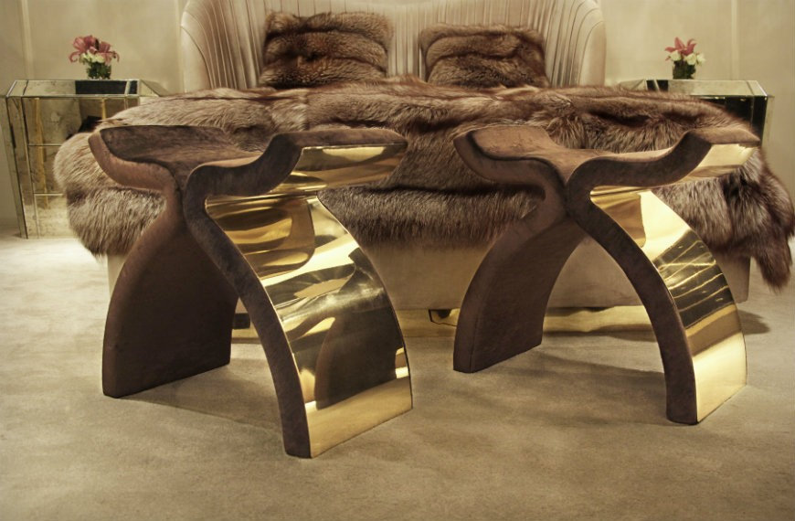 10 Stunning Luxury Benches to Embellish Your Bedroom Design 3 luxury benches 10 Stunning Luxury Benches to Embellish Your Bedroom Design 10 Stunning Luxury Benches to Embellish Your Bedroom Design 3