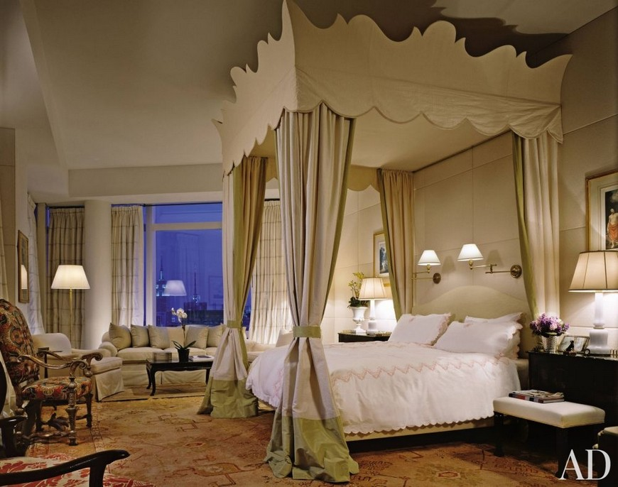6 enticing bedroom designs by robert couturier 2