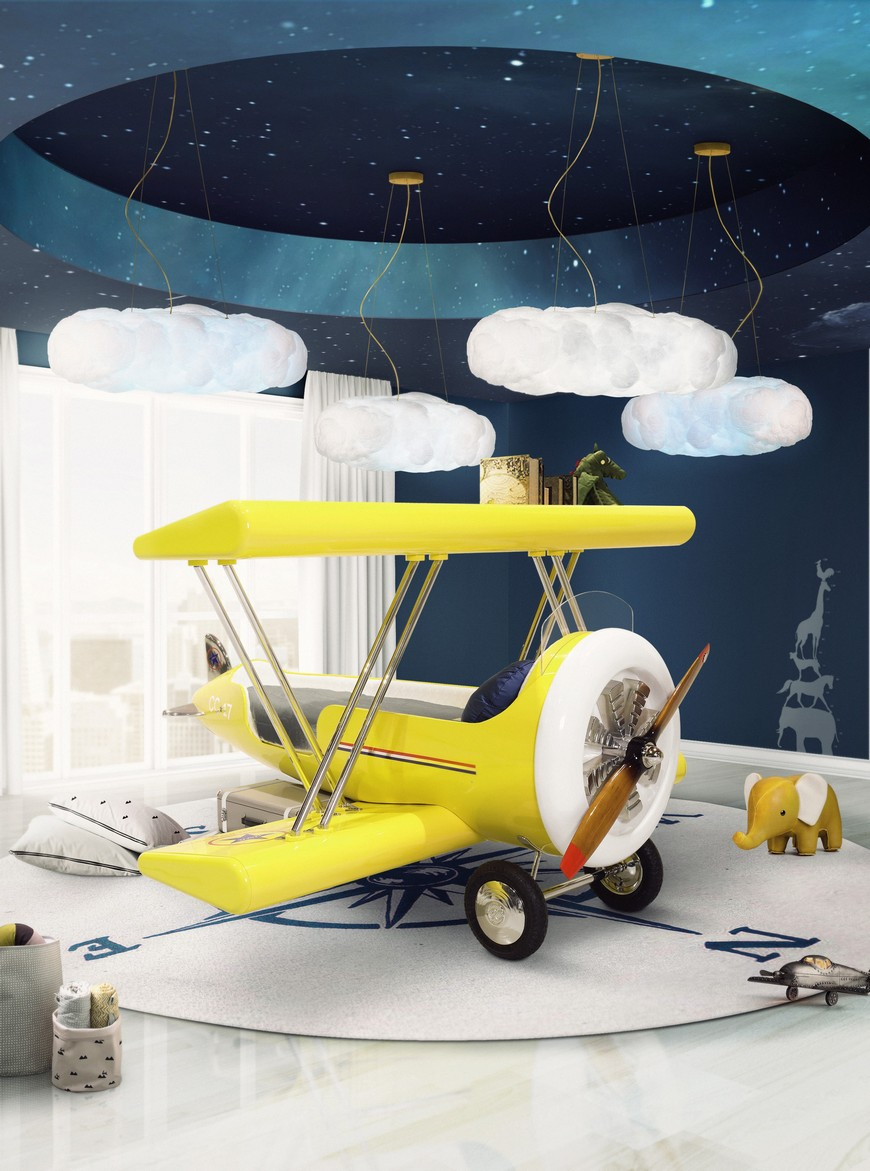 Kids Bedroom Ideas - A Stunning Aviator-Themed Bedroom by Circu 6 Kids Bedroom Ideas Kids Bedroom Ideas - A Stunning Aviator-Themed Bedroom by Circu Kids Bedroom Ideas A Stunning Aviator Themed Bedroom by Circu 6