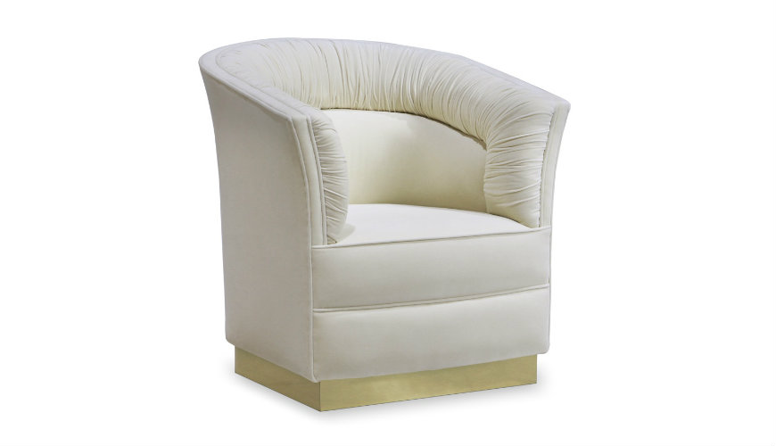 15 Extraordinary Modern Chairs for Your Bedroom Decor modern chairs 15 Extraordinary Modern Chairs for Your Bedroom Decor lovely chair 1