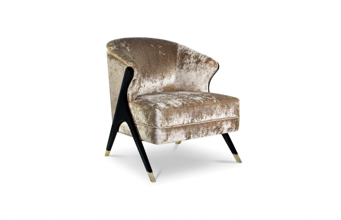 15 Extraordinary Modern Chairs for Your Bedroom Decor