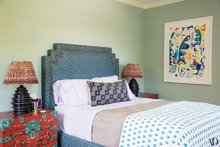 Contemplate Bedroom Ideas with Mindy Kaling's Los Angeles Home 3 mindy kaling Contemplate Bedroom Ideas with Mindy Kaling's Vibrant Los Angeles Home Contemplate Bedroom Ideas with Mindy Kalings Los Angeles Home 3