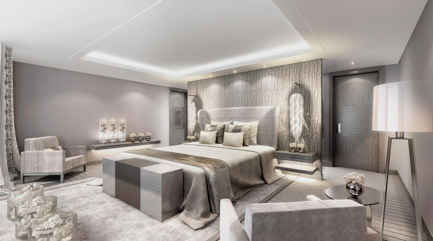 Kelly Hoppen S Top Design Projects With Stylish Bedroom