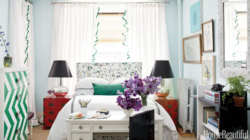 10 Design Tips on How to Cleverly Enhance Small Bedrooms Decor 3