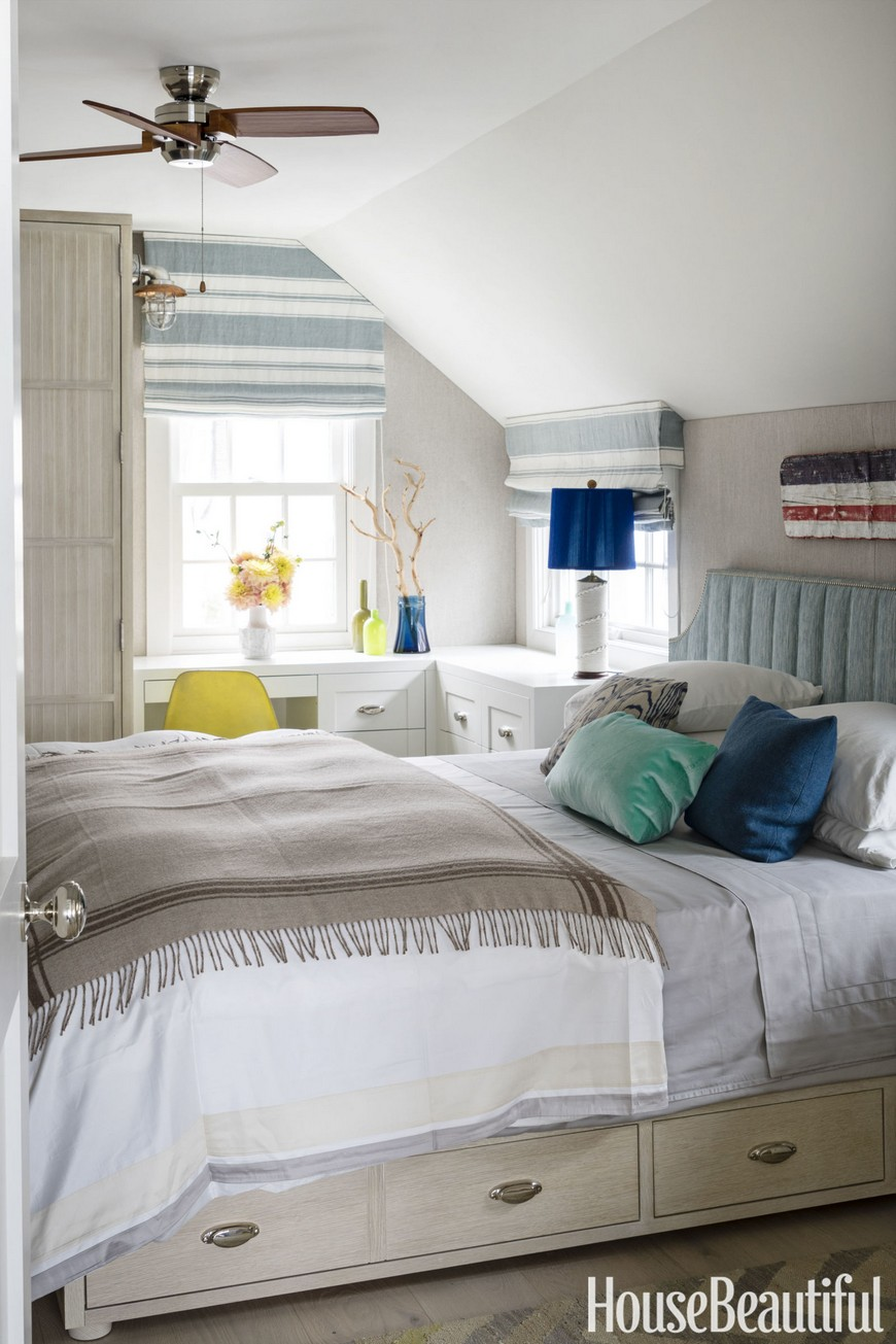 10 Design Tips on How to Cleverly Enhance Small Bedrooms Decor 9