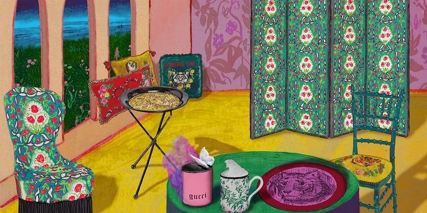home interiors Be Marveled by Gucci's First Ever Home Interiors Collection Be Marveled by Gucci   s First Ever Home Interiors Collection 9