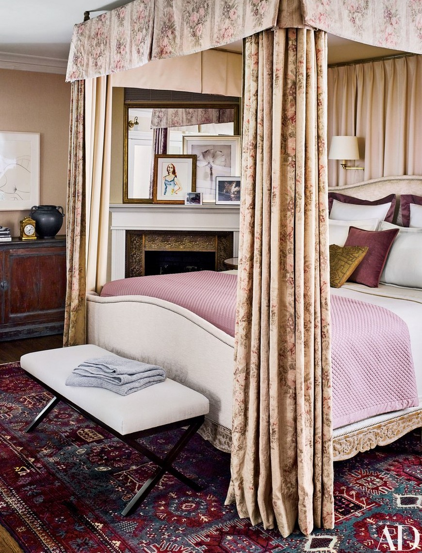 Celebrity Rooms Design: Celebrity Lifestyle: A Look Into The Most Elegant Bedroom