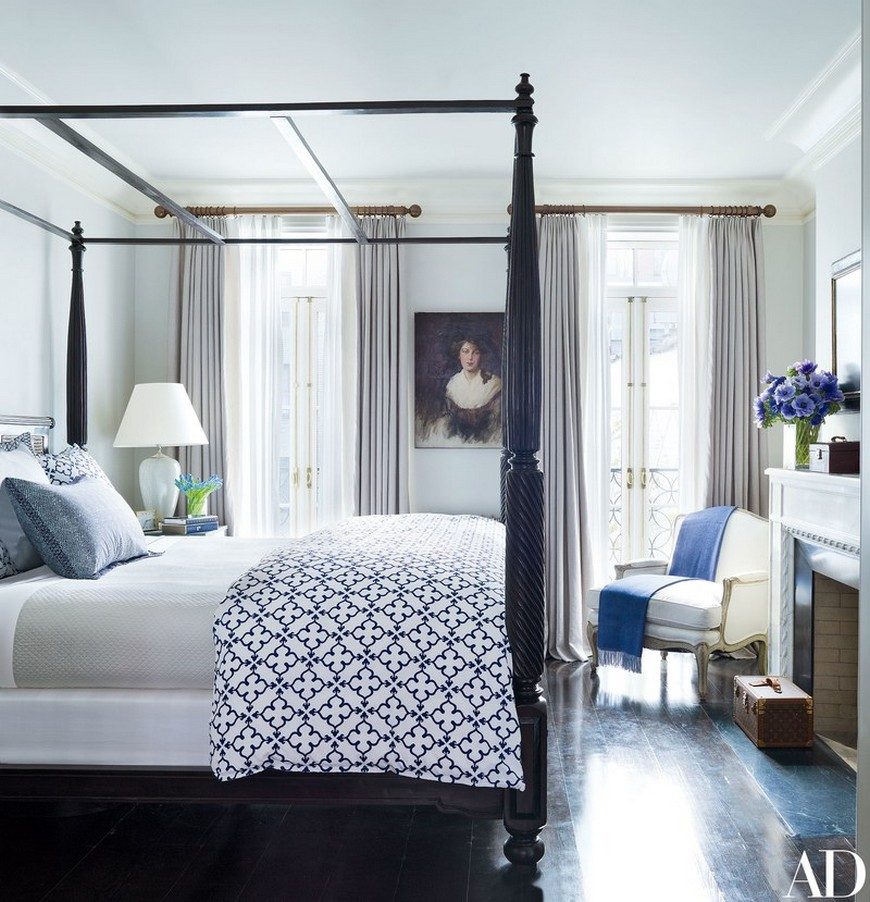Celebrity Lifestyle - A Look Into the Most Elegant Bedroom Designs 3