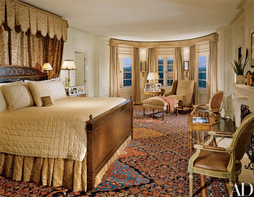 celebrity lifestyle Celebrity Lifestyle: A Look Into the Most Elegant Bedroom Designs Celebrity Lifestyle A Look Into the Most Elegant Bedroom Designs 9