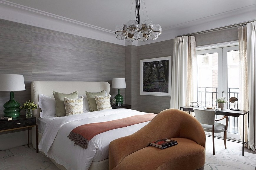 Examples on How to Turn a Bedroom Design Into an Eclectic ...