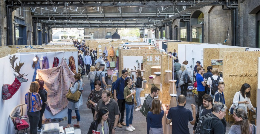 Design Junction at King's Cross London Design Festival The Best Places to Visit During London Design Festival The Best Places to Visit During London Design Festival 4