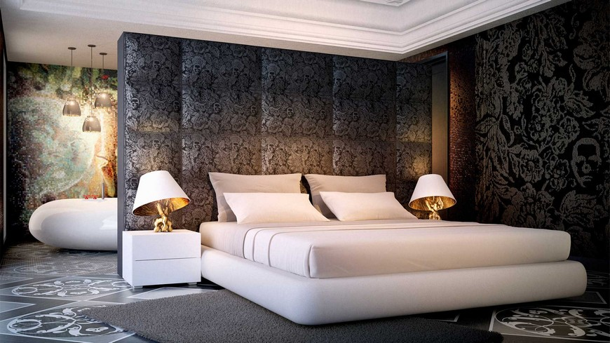Top Bedroom Design Projects by Marcel Wanders 9 Design Projects Top Bedroom Design Projects by Marcel Wanders Top Bedroom Design Projects by Marcel Wanders 9