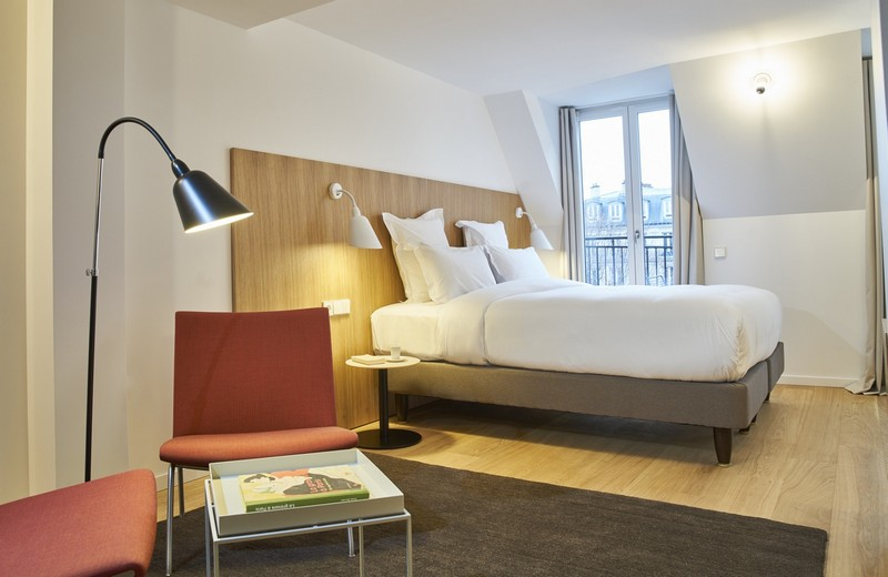 Top luxury hotels to stay in during maison et objet for Hotel design 75010