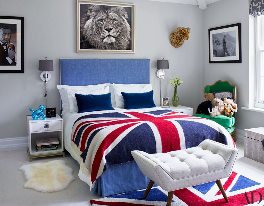 8 Reviting Gray Bedroom Ideas to Create a Neautral Yet Chic Haven 1