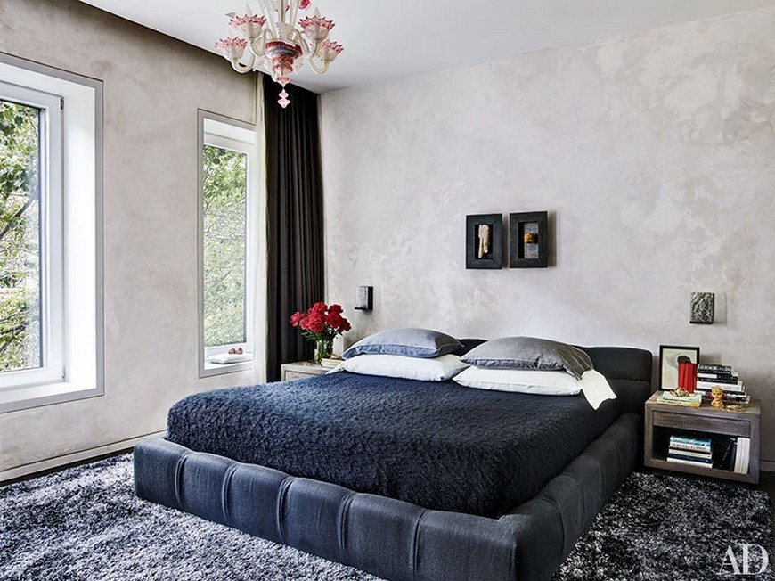 8 Reviting Gray Bedroom Ideas to Create a Neautral Yet Chic Haven 7