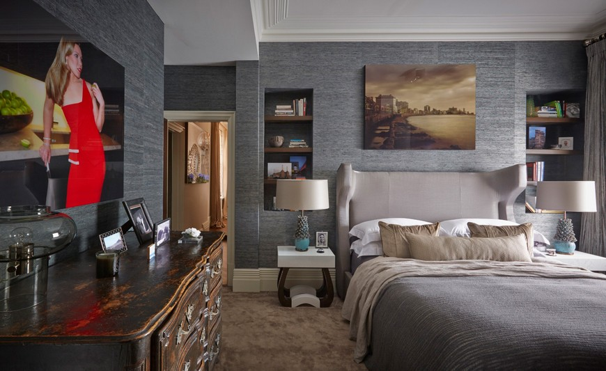 Best Design Projects by Fiona Barratt Interiors 1 bedroom design projects Best Bedroom Design Projects by Fiona Barratt Interiors Best Bedroom Design Projects by Fiona Barratt Interiors 1
