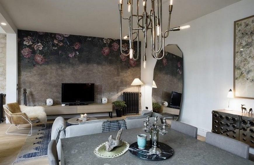 Home Interiors - An Amazing Parisian Modern Home by 10 Sur Dix Studio 3