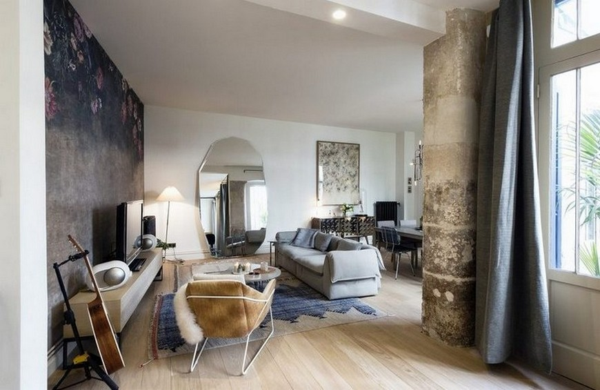 Home Interiors - An Amazing Parisian Modern Home by 10 Sur Dix Studio 6