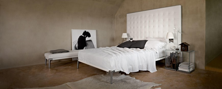 Be Enthralled by 4 Striking Luxury Beds Designed by Philippe Starck 6 luxury beds Be Enthralled by 4 Striking Luxury Beds Designed by Philippe Starck Be Enthralled by 4 Striking Luxury Beds Designed by Philippe Starck 6