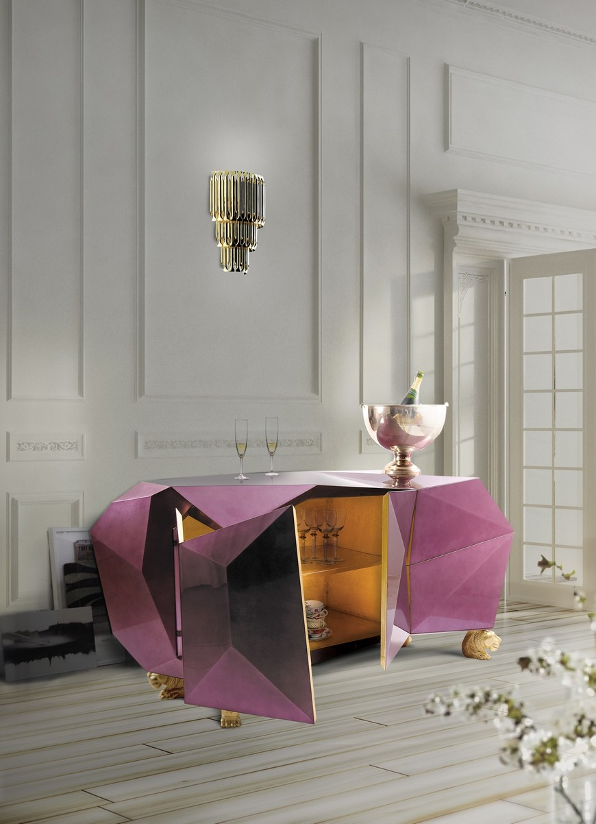 Be Inspired by Boca do Lobo's Exclusive Sideboards and Buffets diamond-05 Exclusive sideboards and buffets Be Inspired by Boca do Lobo's Exclusive Sideboards and Buffets Be Inspired by Boca do Lobo   s Exclusive Sideboards and Buffets diamond 05