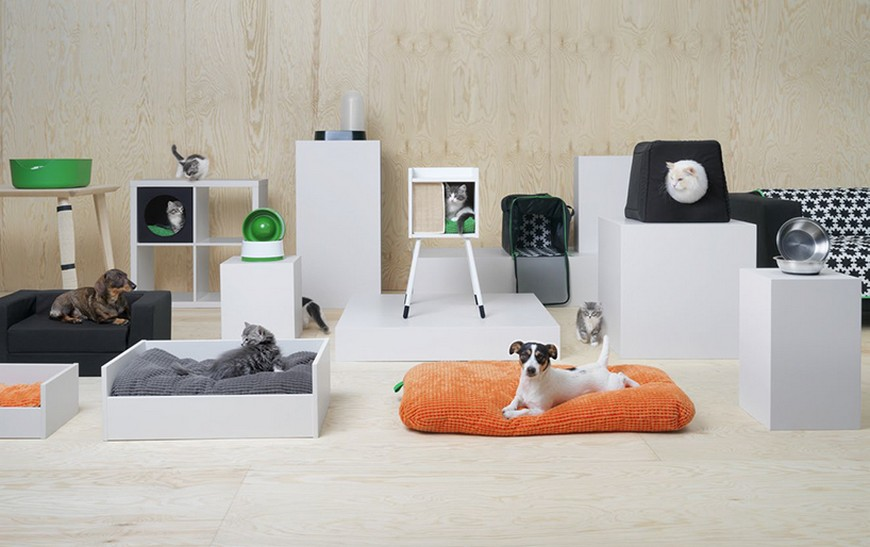 Discover IKEA's First Amazing Collection of Furniture Designs for Pets 2 Furniture Designs for pets Discover IKEA's First Amazing Collection of Furniture Designs for Pets Discover IKEA   s First Amazing Collection of Furniture Designs for Pets 2