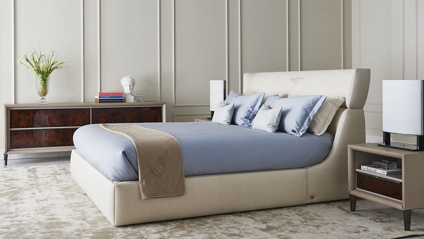 Contemplate The Most Luxurious Beds Designed by Bentley Home 3 Bentley Home Contemplate The Most Luxurious Beds Designed by Bentley Home Contemplate The Most Luxurious Beds Designed by Bentley Home 3