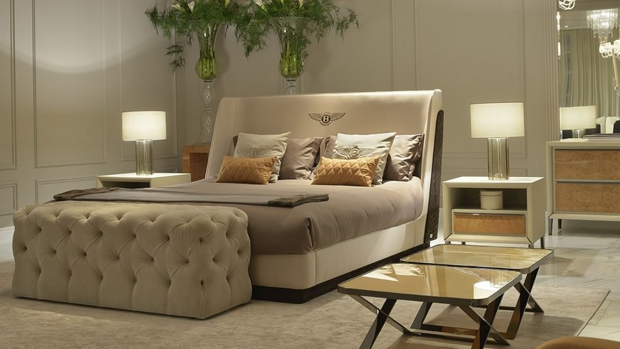 Contemplate The Most Luxurious Beds Designed By Bentley 4 Bentley Home  Contemplate The Most Luxurious Beds