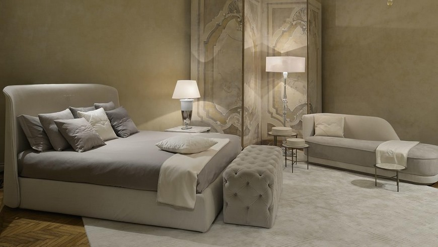 Contemplate The Most Luxurious Beds Designed by Bentley Home