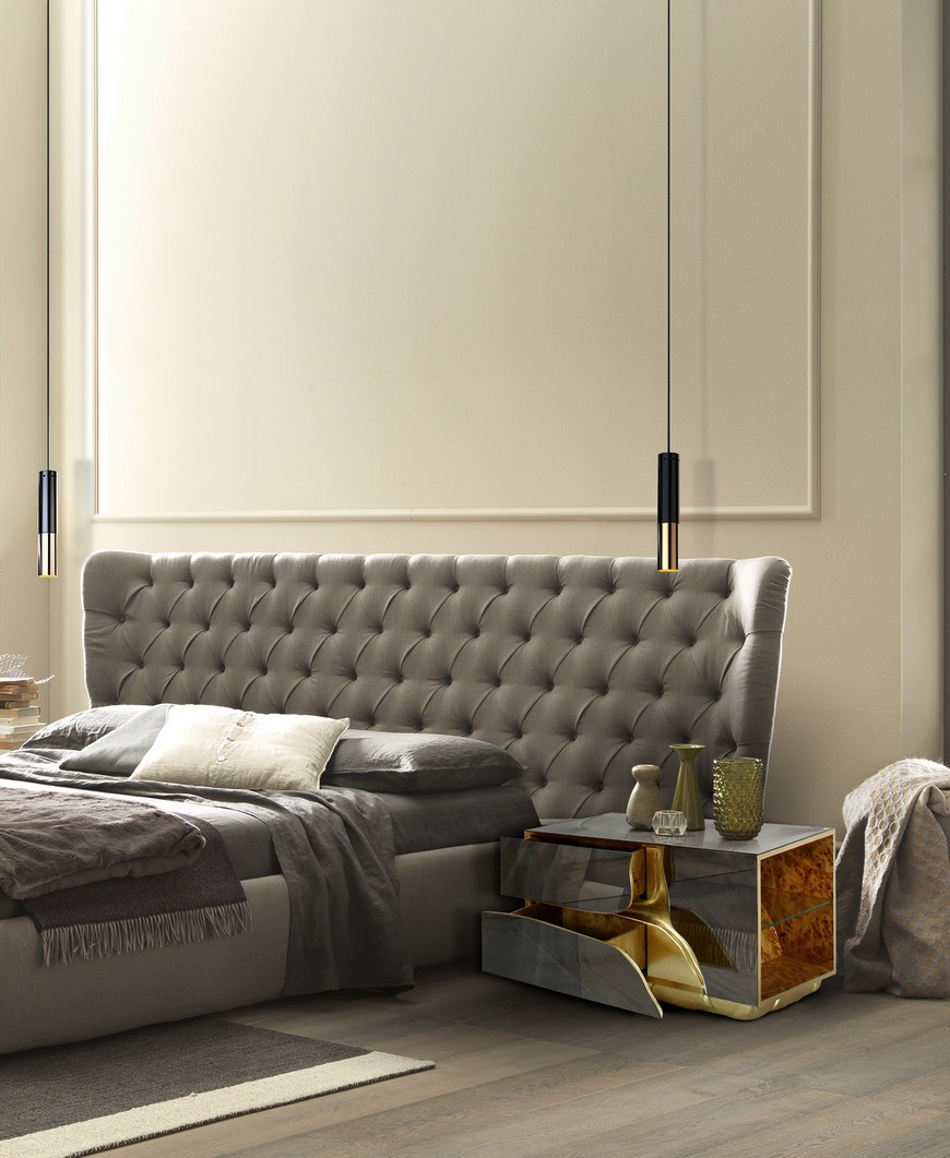 A Striking Master Bedroom from a Luxury Furniture Brand 11 Master Bedroom Collection A Striking Master Bedroom Collection from a Luxury Furniture Brand A Striking Master Bedroom Collection from a Luxury Furniture Brand 11