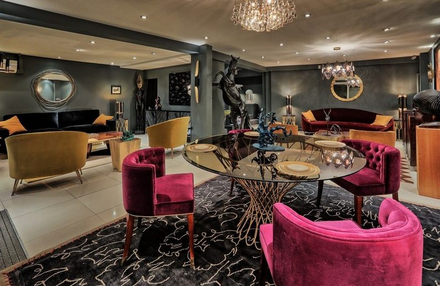 Swing by the Spectacular Covet Paris While at Maison et Maison et Objet Swing by the Spectacular Covet Paris While at Maison et Objet 2018 Swing by the Spectacular Covet Paris While at Maison et Objet 2018 6