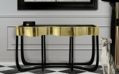 Bedroom Console Tables for a Modern Decor