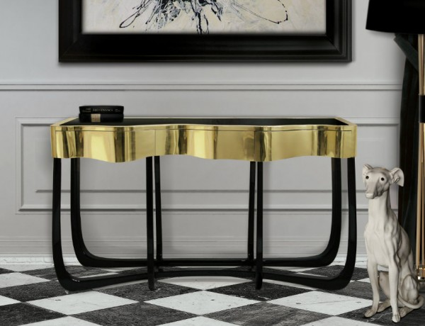 Bedroom Console Tables for a Modern Decor bedroom console tables Bedroom Console Tables for a Modern Decor Bedroom Console Tables for a Modern Decor 600x460
