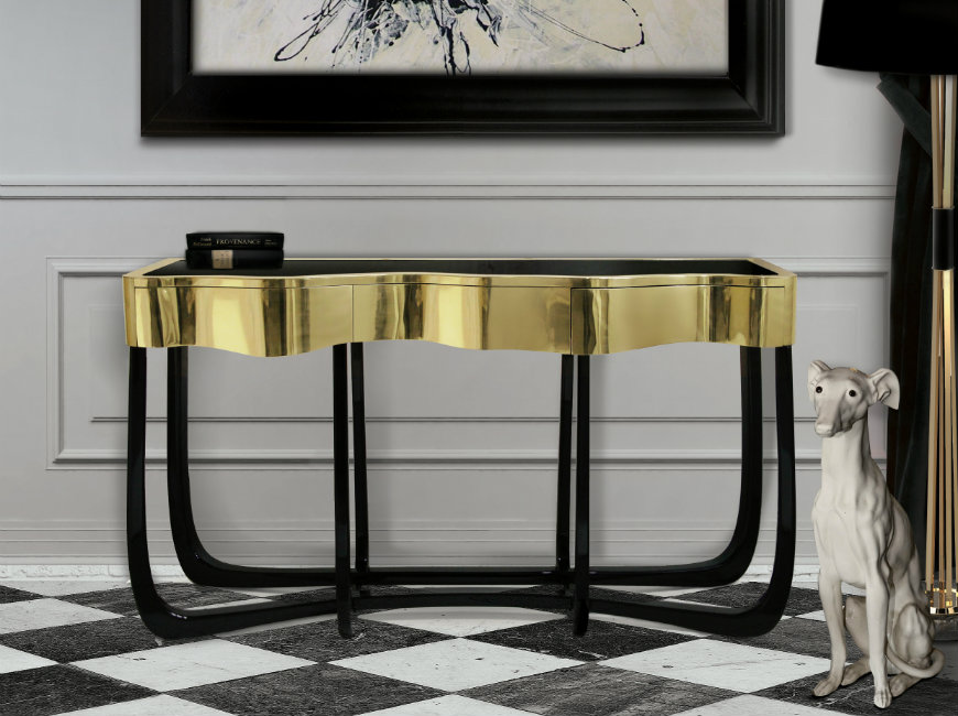 Bedroom Console Tables for a Modern Decor bedroom console tables Bedroom Console Tables for a Modern Decor Bedroom Console Tables for a Modern Decor