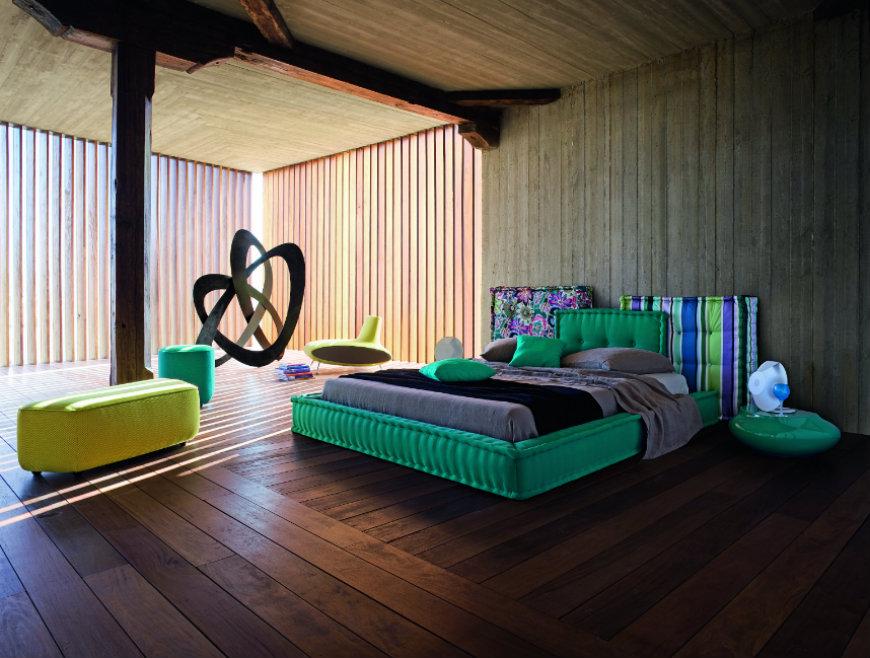 roche bobois Modern Beds by Roche Bobois 2013 1  Lit Mah Jong amb pdf ht
