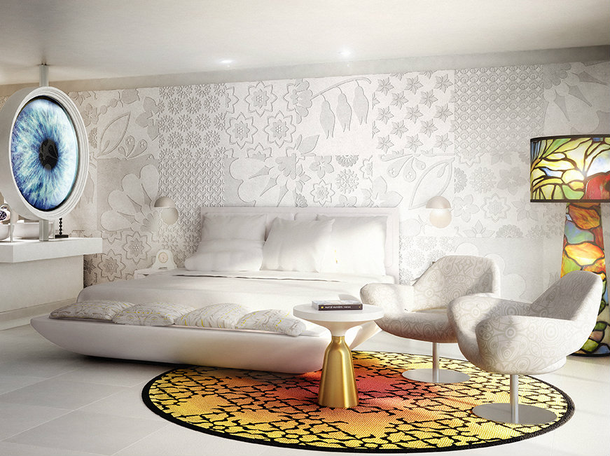 Unique Bedroom Ideas by Marcel Wanders marcel wanders Unique Bedroom Ideas by Marcel Wanders Unique Bedroom Ideas by Marcel Wanders