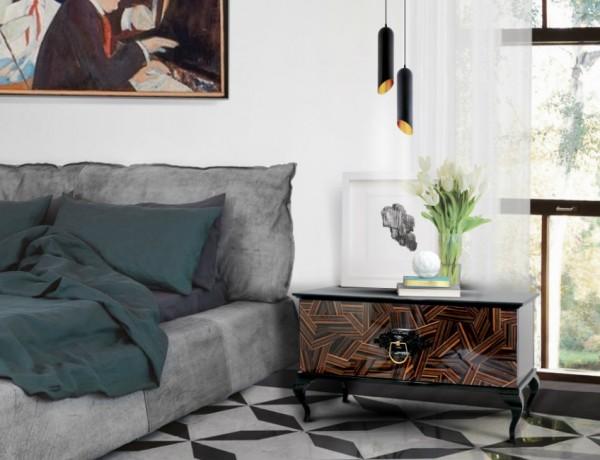 modern nightstands Modern Nightstands for your Bedroom by Boca do Lobo guggenheim cover 1 600x460