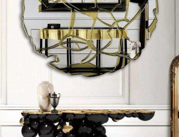 bedroom mirrors Modern Bedroom Mirrors by Boca do Lobo Modern Bedroom Mirrors by Boca do Lobo 6 600x460