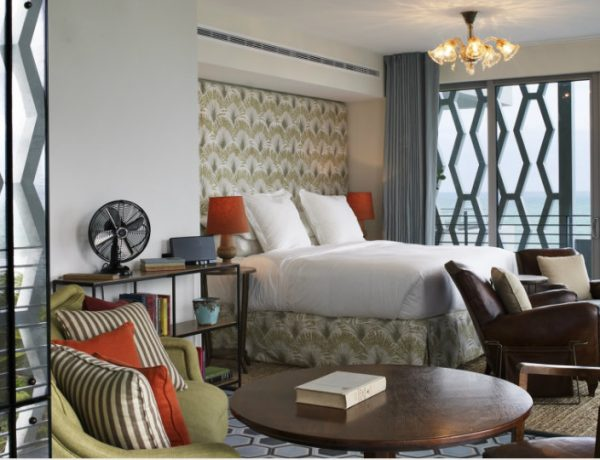 3 Hotel Interiors Designed by Martin Brudnizki
