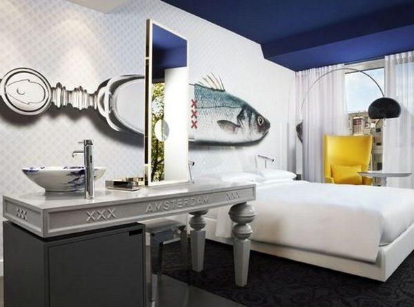 Andalaz Hotel by Marcel Wanders Andalaz Hotel by Marcel Wanders 600x445