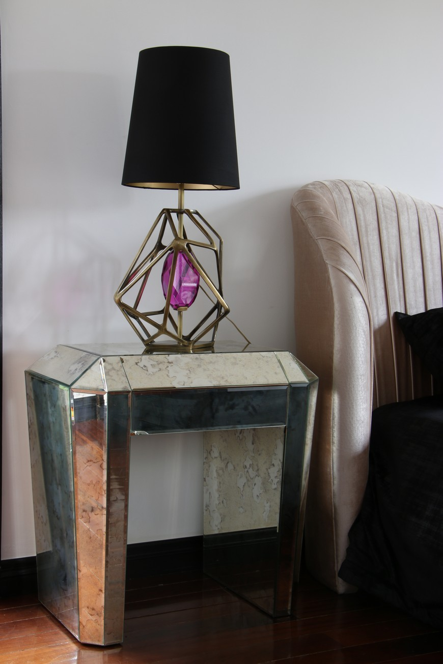 Gem Table Lamp by Koket Bedroom Ideas 10