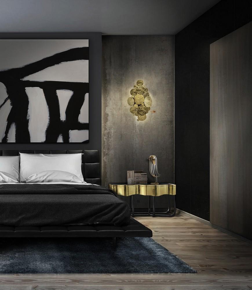 Sinuous Nightstand by Boca do Lobo Bedroom Ideas 14