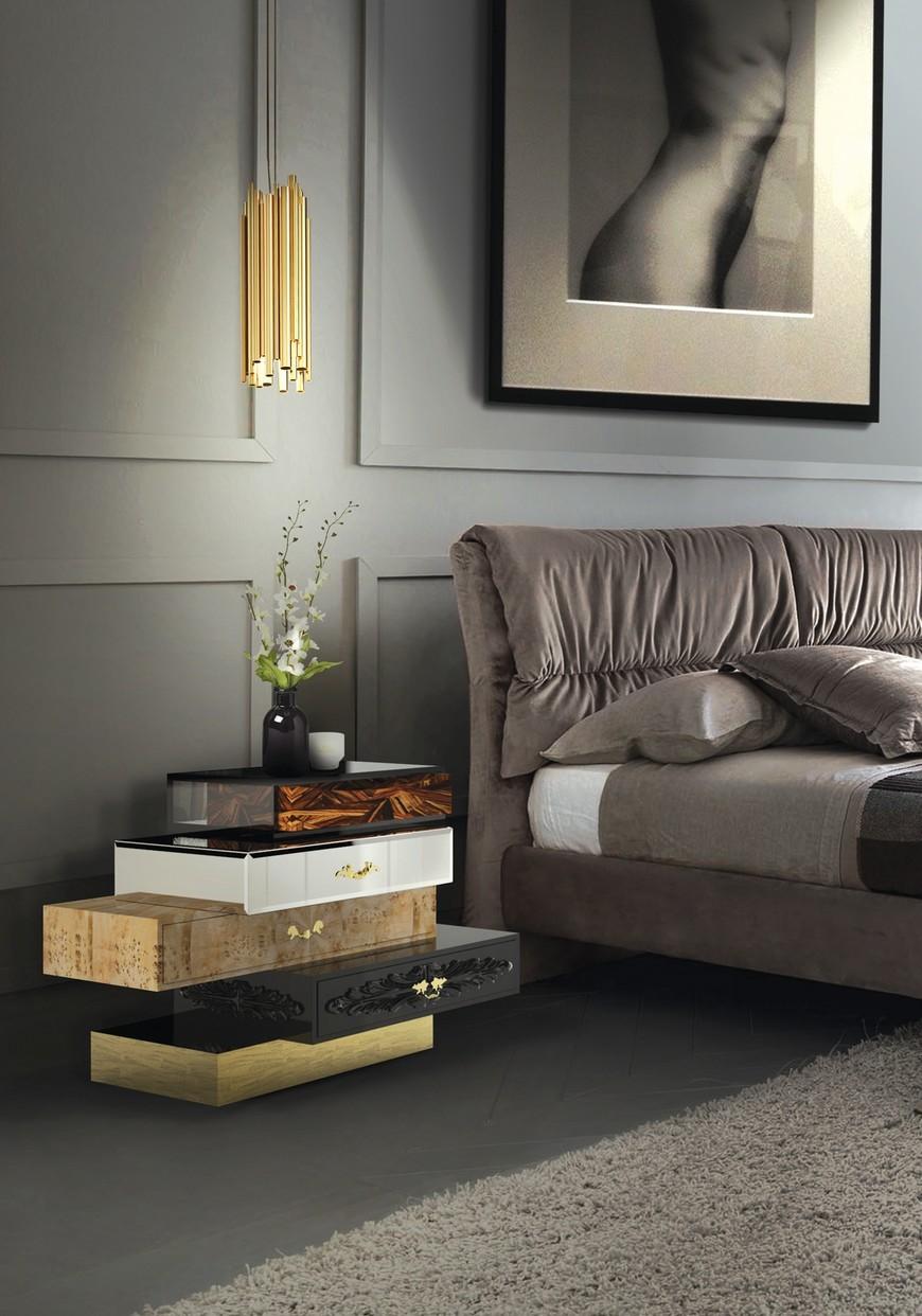 Frank Nightstand by Boca do Lobo Bedroom Ideas 7