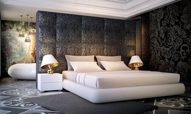 Bedroom by Marcel Wanders Bedroom by Marcel Wanders 1