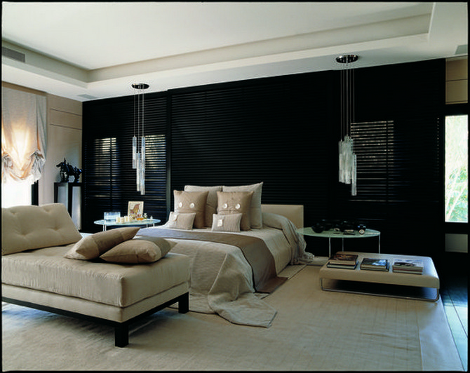 Bedroom design by Kelly Hoppen Bedroom design by Kelly Hoppen 2
